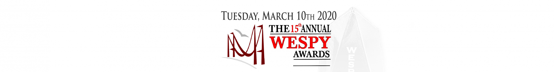12th Annual WESPY Awards Nominations Breakfast on Monday, February 13th at 8AM